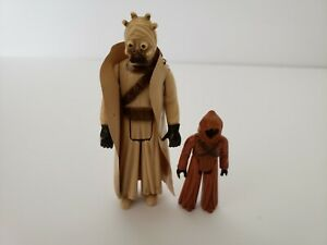 Vintage-Star-Wars-Sand-People-Tusken-Raider-with-Jawa-1977-Kenner-ANH-First-12
