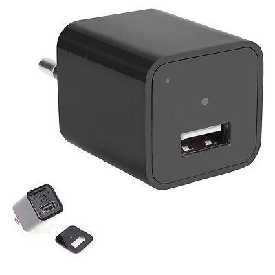 Versteckte Kamera mini Spycam Netzteil Universal Handy Tablet Aufladegerät A29