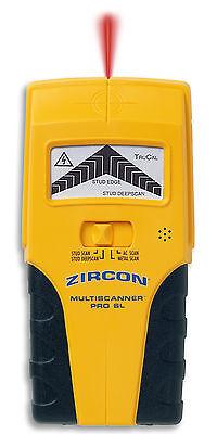 Zircon MultiScanner Pro SL Z62120 Wood Metal Studs Joints Finder