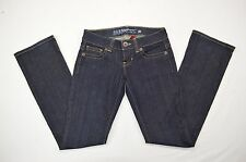 Guess Jeans Stretch Daredevil Boot Cut Denim Blue Jeans  Sz : 26/2 (28x33)