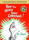 Classic Seuss: How the Grinch Stole Christmas! by Charles Cohen and Dr. Seuss (2007, Hardcover, Anniversary, Annotated)