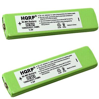 A 2-Pack Battery for Sony Portable CD MP3 Player NC-5WM NC-6WM NH-14WM NH-14WM