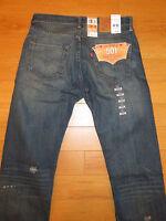 Men's Levi Original 501 Original Fit Straight Leg Jeans (retail $128)