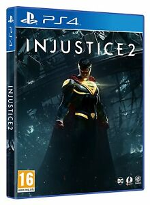 Injustice-2-PS4-Game-for-Sony-PlayStation-4-NEW-amp-SEALED