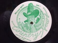 BELLAMY BROTHERS Radio Show M&I Special of the Month COORS dj promo vinyl LP