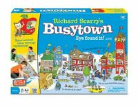 Richard Scarry`s Busytown: Eye Found It , New, Free Shipping