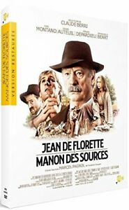 DVD-JEAN-DE-FLORETTE-amp-MANON-DES-SOURCES-VERSION-RESTAUREE-NEUF-SOUS-BLISTER