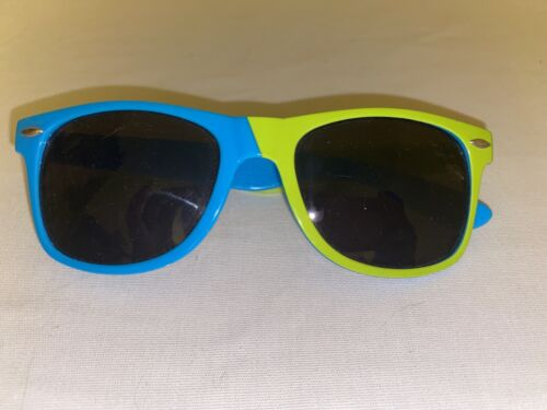 Microsoft Windows Blue And Green Sunglasses