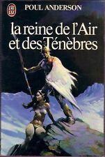 La Reine de l'air et des Ténèbres - Paul Anderson  - J'ai Lu 1268