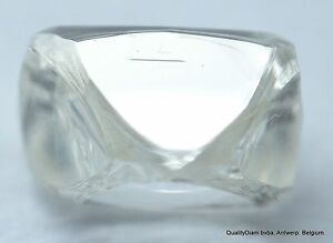 0.22 CARAT H VVS1 RECENTLY MINED OUT GENUINE DIAMOND NATURAL UNCUT ROUGH DIAMOND