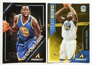 Details About Draymond Green 2 Lot Nba Cards Panini Pinnacle Team 2020 Golden State Warriors