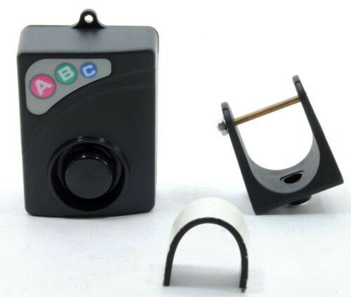 Direct Import Novelties Gallop Jx-612 Bicycle Alarm