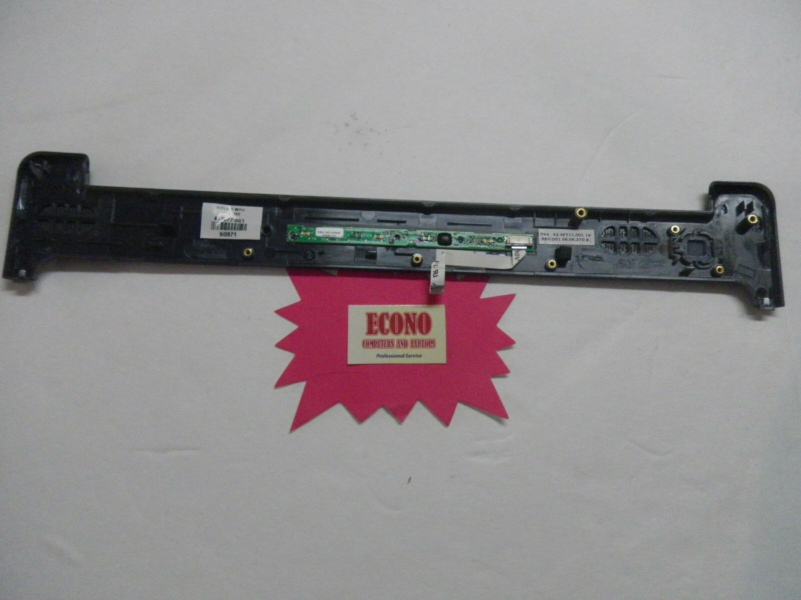 Computer Cables for HP for Compaq Presario R4200 R4000 R3400 R3300 R3200 R3100 R3000 R3001AP nx9110 nx9105 350842-001 DC025060910 LCD Cable Cable Length: Standard