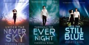 Details Sur Veronica Rossi Under The Never Sky Trilogie Young Adult Serie Livre De Poche Set 1 3 Afficher Le Titre D Origine