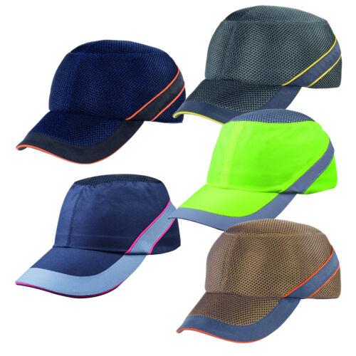 Delta Plus Venitex Air Coltan Safety Baseball Bump Cap Hard Hat Safety Helmet