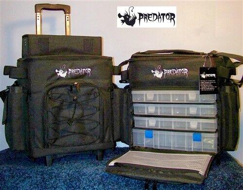 Projoator-Roller Bolsa de aparejos de pesca-Grande