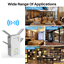 WiFi Range Extender Repeater Wireless Amplifier Router Signal Booster 1200Mbps