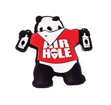 Airhole Snowboard Stomp Pad - Panda Large - Boot, Grip, Tool, Black, Red, White
