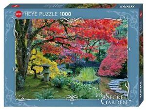 Heye Puzzles - 1000 Pièce Puzzle - Pierre Lanterne HY29754