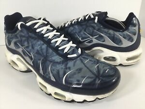 official photos 3d7dd 42d15 Image is loading Nike-Air-Max-Plus-Tn-Navy-Blue-Shadow-