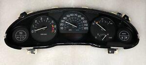 Image Is Loading 1999 2000 Buick Regal Century Rebuilt Sdometer Gauge