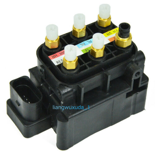 Valve Block Air Suspension Air Supply Fit for Mercedes Benz GL350 450 550 ML250
