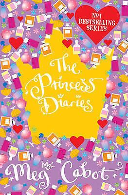 """""""AS NEW"""" Princess Diaries [Paperback] (Princess Diaries), Meg Cabot, Book"""