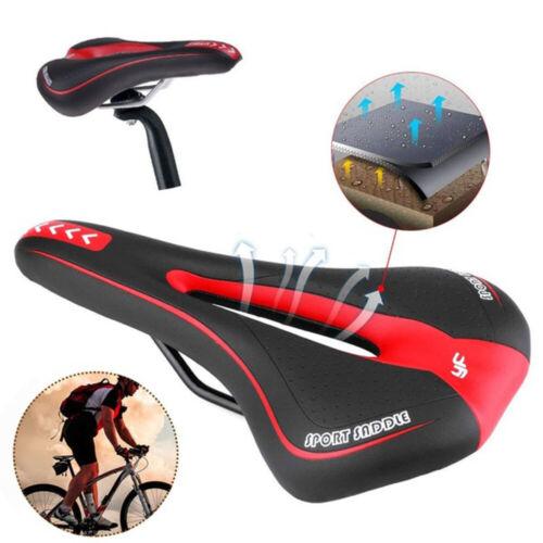 UK Bicycle Cycle Bike MTB Saddle Road Mountain Sports Soft Cushion Gel Pad Seat