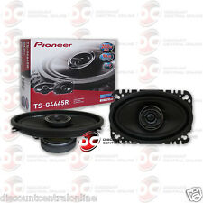 """Pioneer G-Series TS-G4645R 4"""""""" x 6"""""""" U14 Car Audio 2-Way Pair Speakers"""