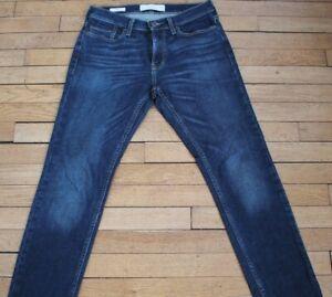 HOLLISTER-Jeans-pour-Homme-W-29-L-32-Taille-Fr-38-SKINNY-FIT-Ref-J199