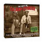 The Best of Cajun & Zydeco by Various Artists (CD, Jun-2010, 2 Discs, Not Now Music)
