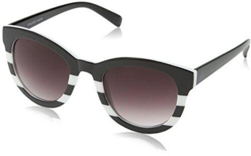 Ladies Womens Eyelevel Kylie Sunglasses Black /& White Zebra Frame 100/% UV Lenses