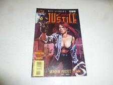 NEIL GAIMAN'S LADY JUSTICE Comic - Vol 2 - No 8 - Date 01/1997 - Big Comics
