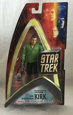 Star Trek Art Asylum James Kirk Action Figure Starfleet Gear Wave One 2003
