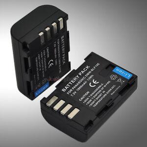Ex-Pro DMW-BLF19E 2200mAh Battery x 5 for P@ DMC-GH3 DMC-GH4 DMC-GH5