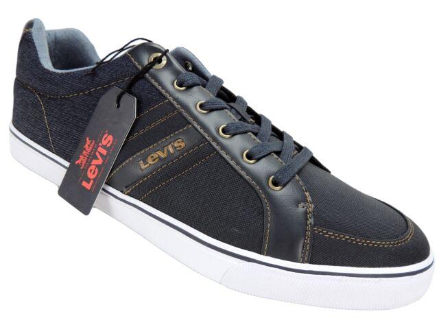 Levi's Men's Turner Denim Logo Sneakers