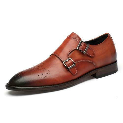 Details about  /Mens Oxfords 5 Color Work Office Carved 38-47 Club Dress Formal Business Shoes L