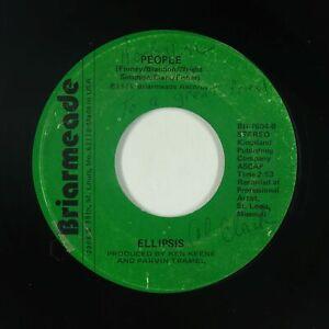 70s Soul Funk 45 - Ellipsis - People - Briarmeade - mp3