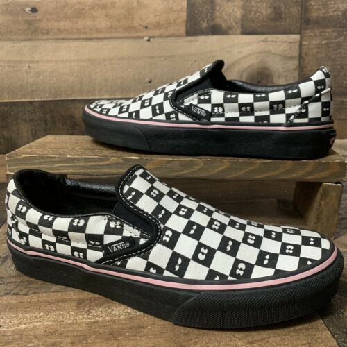 Vans Lazy Oaf Slip On Women's Shoes Sz6.5