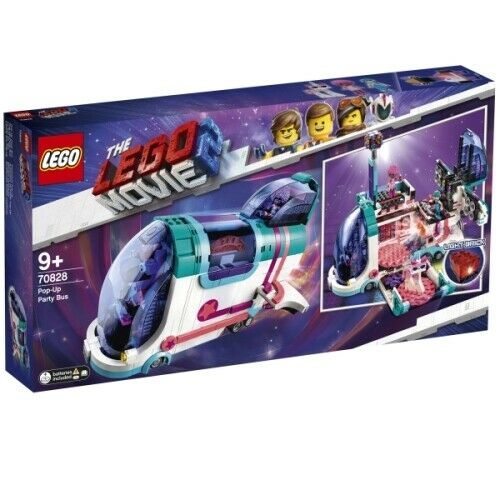 The lego movie 2 - 70828 Pop-up-Party-Bus