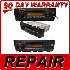 REPAIR 00 - 06 NISSAN SENTRA Radio Single CD Player FIX CY620, CY10B, CY610 OEM