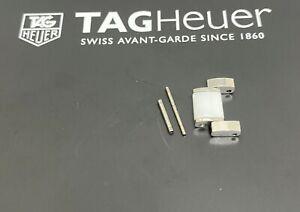Tag Heuer Formula One Steel/White Ceramic 15mm Watch Link FM0244 BA0861