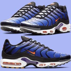 9dfe93c80bdc Nike Air Max Plus OG Voltage Purple Men s Shoes Lifestyle Premium ...