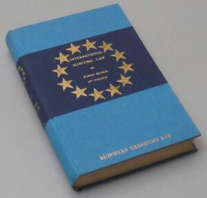 PRL) 1970 BOOK LIBRO INTERNATIONAL MARITIME LAW VOL. 2 GIURISPRUDENZA MARITTIMA - Italia - PRL) 1970 BOOK LIBRO INTERNATIONAL MARITIME LAW VOL. 2 GIURISPRUDENZA MARITTIMA - Italia