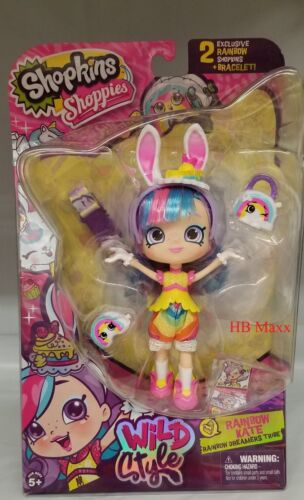 Shopkins Shoppies Themed Dolls New Licensed Perfect for Gift Choice Your Style