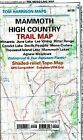 Mammoth High Country by Tom Harrison, Tom Harrison Maps (Sheet map, folded)