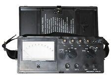 0 10mohm 4 25 15 F4104 M1 Microohmmeter Micro Meter Ussr Analog Fluke