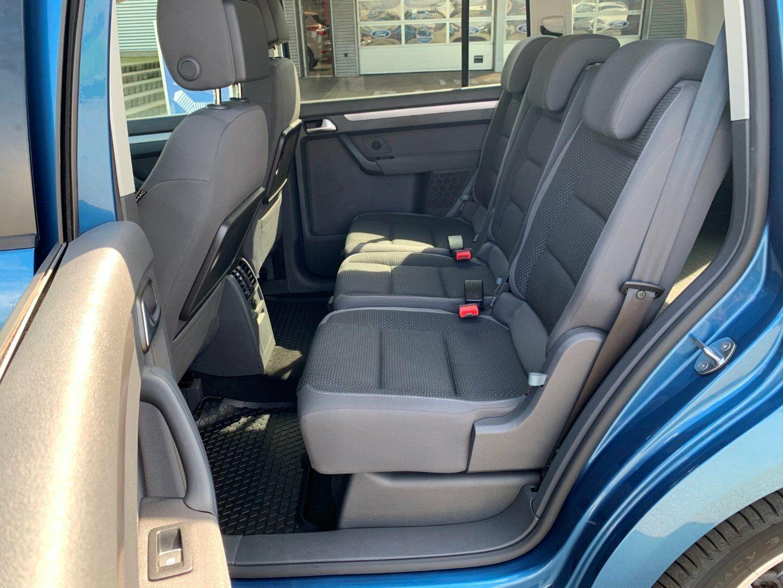 VW Touran 1,4 TSi 140 Comfortline - billede 14