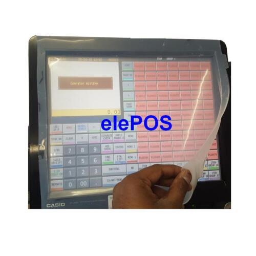 CASIO QT-6600 Schermo wetcover Casio QT-6600 QT6600 wetcover Wet copertura Copertura