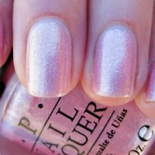 OPI nail polish PRINCESSES RULE!  soft color pink rose shimmer classic lacquer